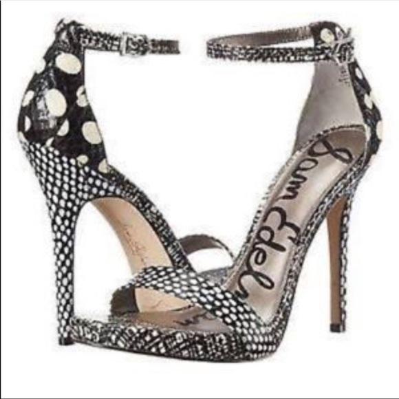 dba5b2a84225 Super sassy Sam Edelman Eleanor Strappy Heels. M 5a65e3dfa6e3ea16b1227558